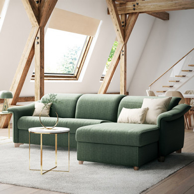 L és U alakú kanapék
