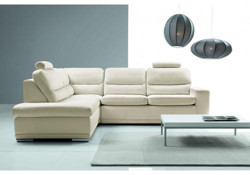 Gala Bono moduláris kanapé valódi bőrrel