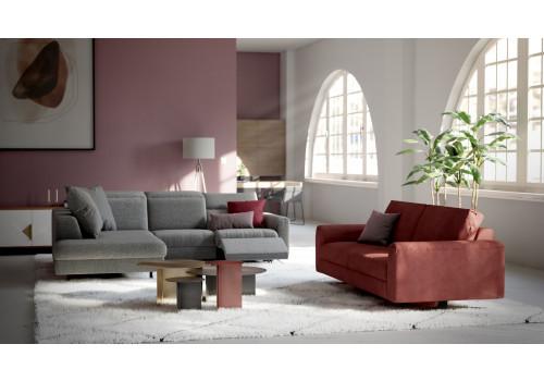 ROM Fontane egyedien tervezhető kanapé