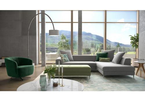 ROM Donato egyedien tervezhető kanapé