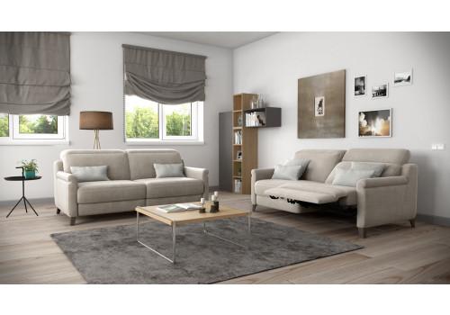 ROM Levana egyedien tervezhető kanapé