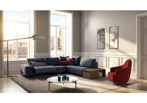 ROM Rubino egyedien tervezhető kanapé