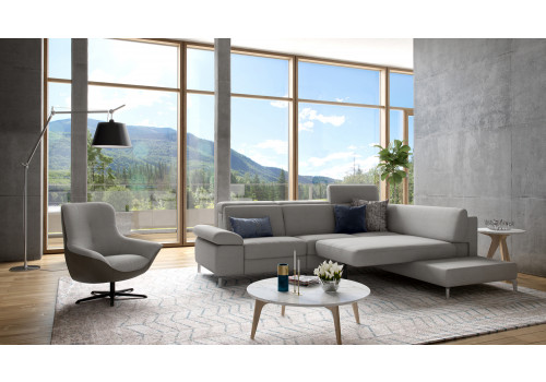 ROM Tasman egyedien tervezhető kanapé