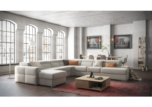 ROM Themis egyedien tervezhető kanapé