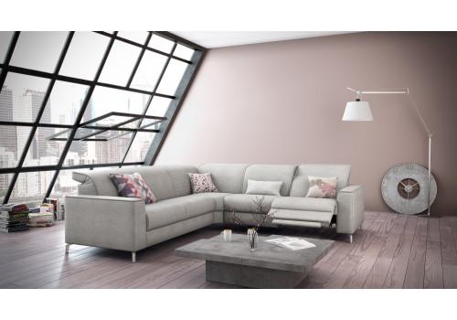 ROM Triton egyedien tervezhető kanapé