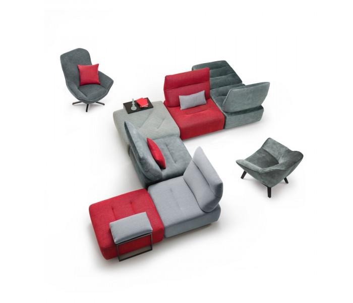 ROM Vegas egyedien tervezhető kanapé