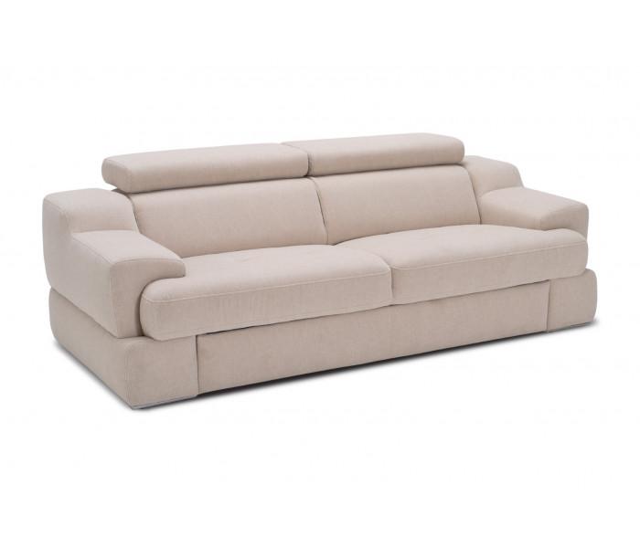Gala Belluno krém moduláris kanapé Aquaclean szövettel