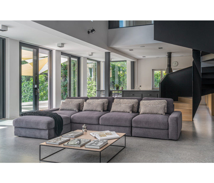 Gala Serena moduláris kanapé Aquaclean szövettel